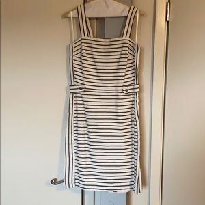 Cute Banana Republic Striped Dress